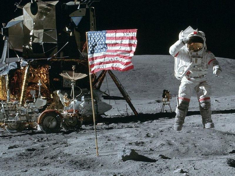 Amerikalı astronavtlar Aya 2024-cü ildə qayıdacaqlar - VİDEO