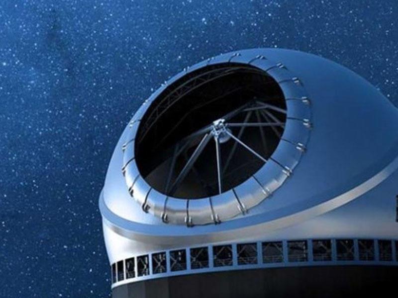 Nəhəng teleskopun inşasına başlanılır