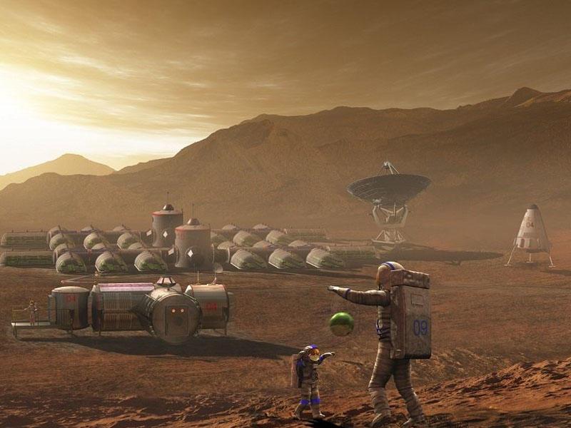 Marsa ilk astronavtlar nə zaman göndəriləcək?