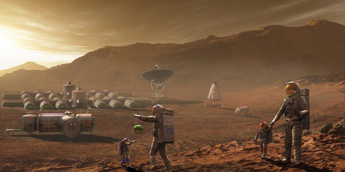 NASA Marsa ilk astronavtların göndəriləcəyi tarixi açıqladı