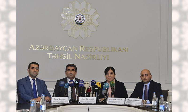Beynəlxalq ikili diplom proqramlarının tətbiqinə başlanılır
