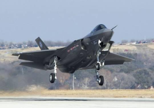 F-35-lərin iqlimə dağıdıcı təsiri -Alimlər açıqladı