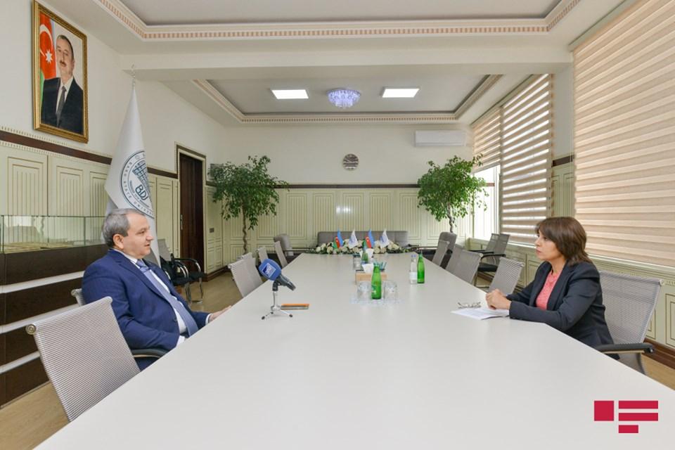 """Elçin Babayev: """"BDU-nun 2030-cu ilə qədər inkişaf konsepsiyasını hazırlayırıq"""" -MÜSAHİBƏ"""