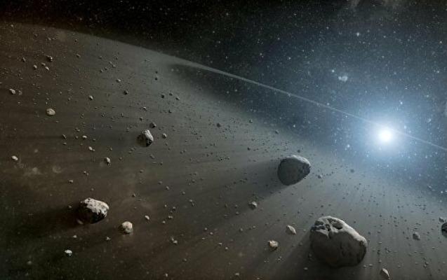 Təhlükəli asteroid aşkarlanıb