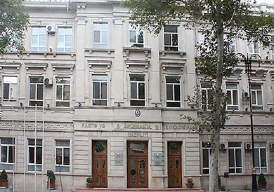NRYT Nazirliyi yanında İnnovasiyalar Agentliyi ilə bu universitet arasında memorandum imzalanıb