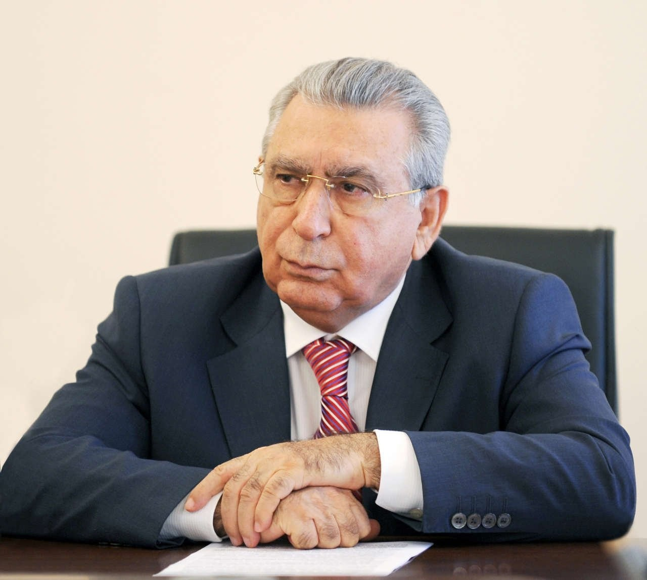 """Ramiz Mehdiyev sərt danışdı – """"AMEA-ya ayrılan məbləğdən səmərəli istifadə edilmir"""""""