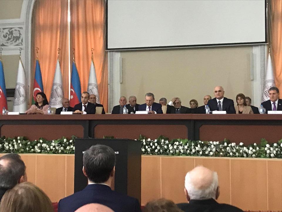"""AMEA-nın 2020-2025-ci il üçün """"Fəaliyyət Planı"""" təsdiqləndi"""