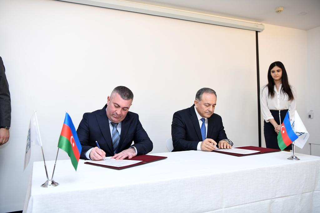AzTU ilə ''Baku Drilling School'' arasında əməkdaşlığa dair memorandum imzalanıb