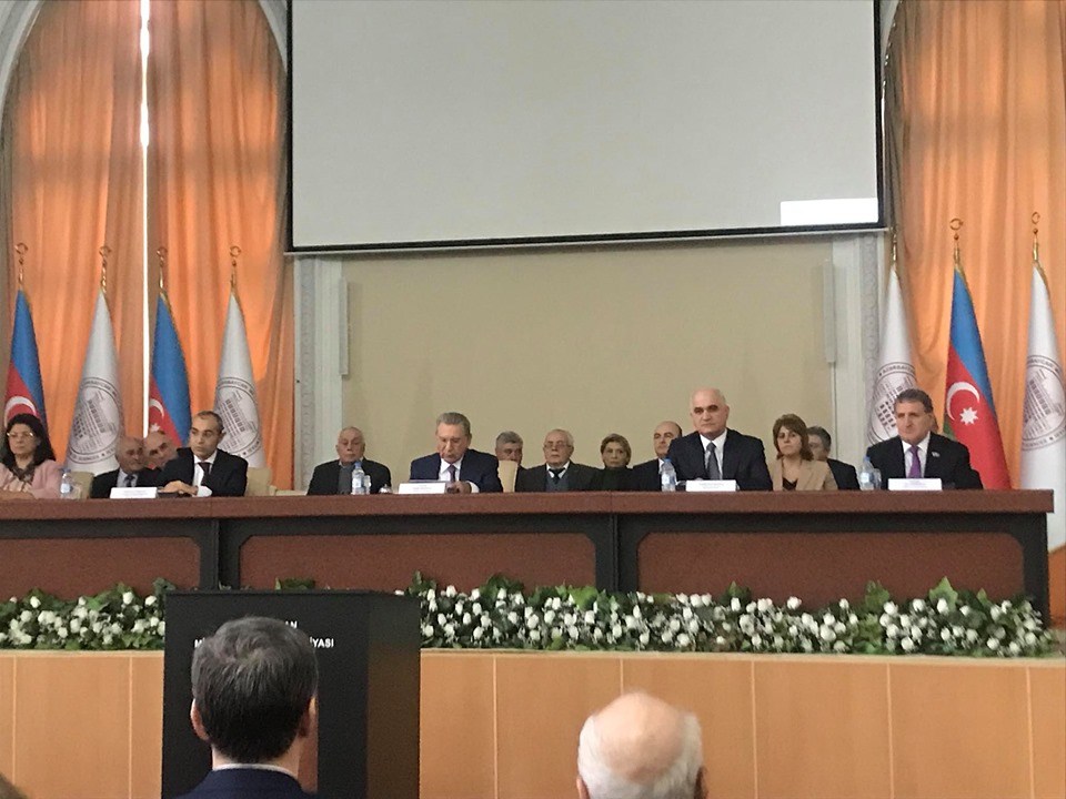 "Ramiz Mehdiyev: ""AMEA-da ciddi islahatlara ehtiyac var"""