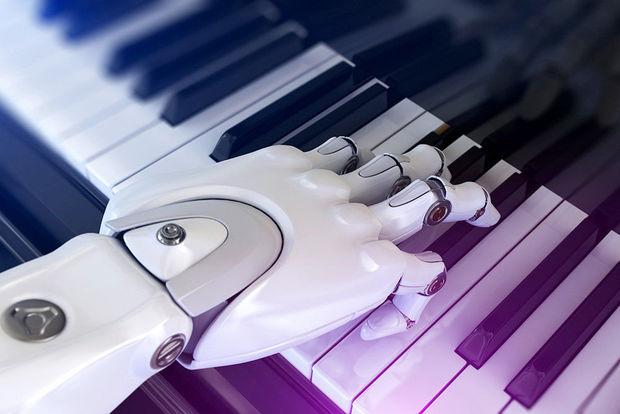 Robot Bethovenin simfoniyasını tamamlayacaq