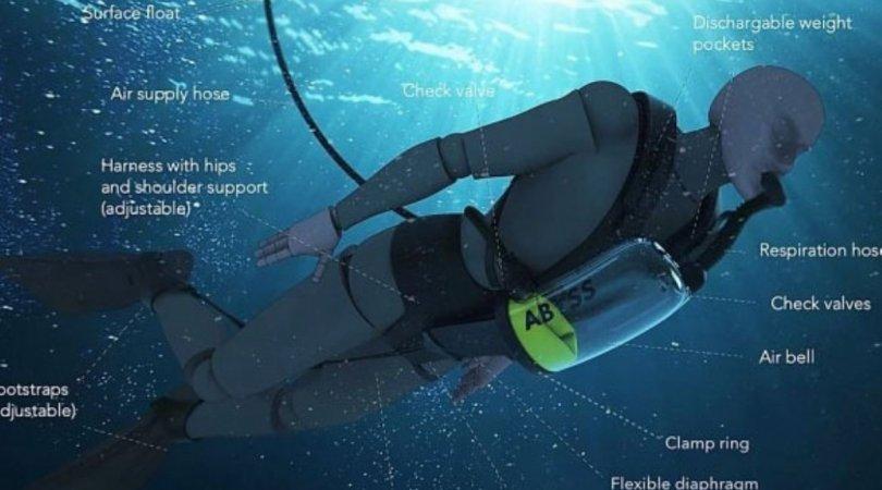 Sistem icad edildi – dənizin altında fasiləsiz oksigen tədarükü təmin ediləcək