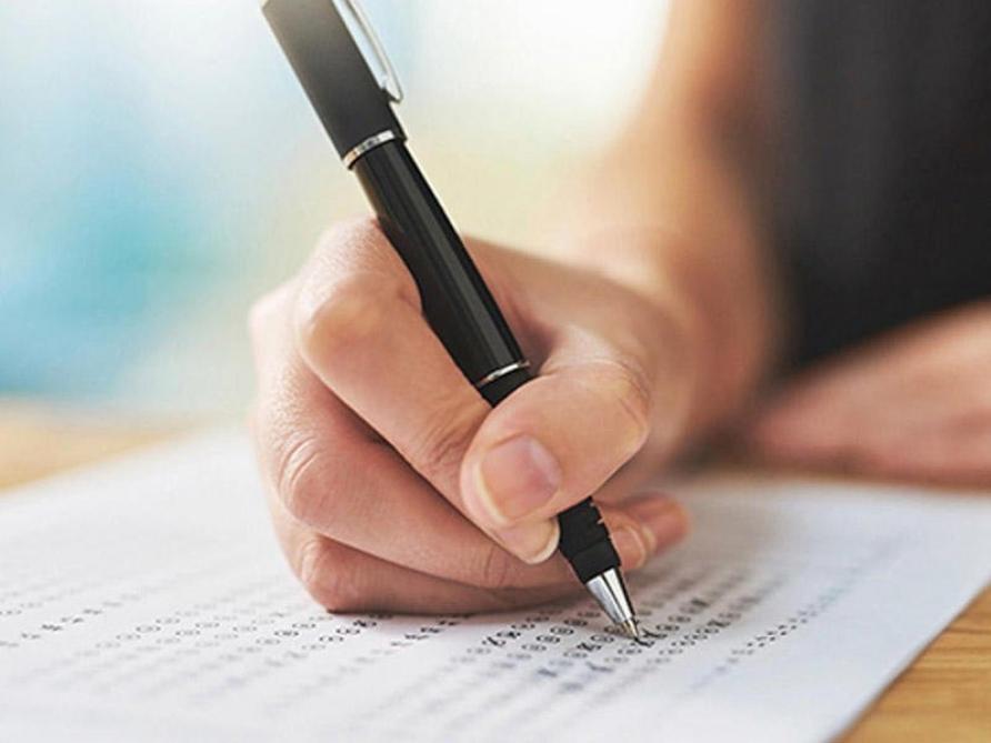 Dövlət qulluğu üzrə test imtahanında iştirak üçün 220-dən çox namizəd müraciət edib