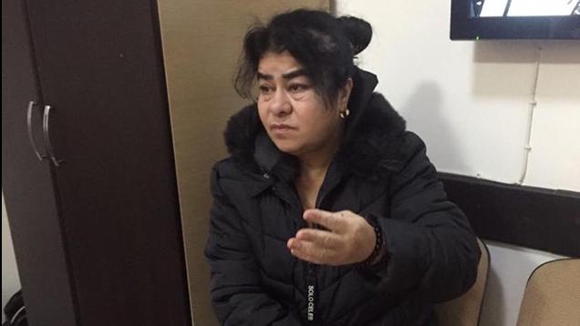 Polis məktəbdən uşaq oğurluğunda ittiham olunan qadını tapdı -FOTOLAR