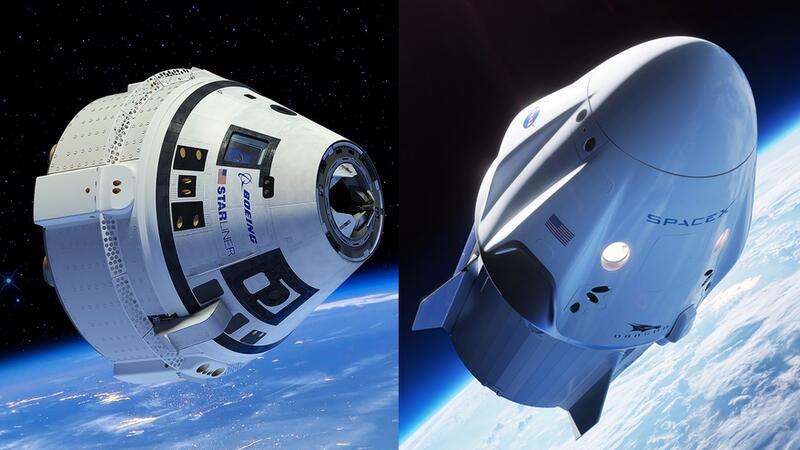 NASA bu kapsulu havada partladacaq - FOTO