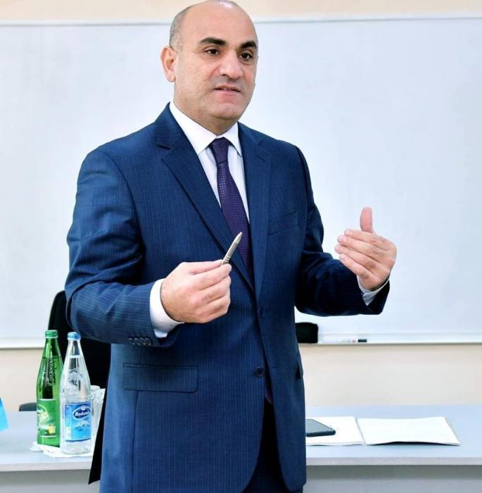 """Bəşarət Məmmədov: """"Mətbuat xidməti işini səmimiyyət üzərində qurmalıdır"""""""