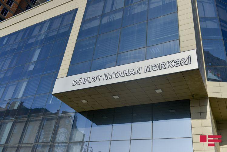 Doktorantura və dissertanturaya xarici dil imtahanından 36 namizəd azad olunub