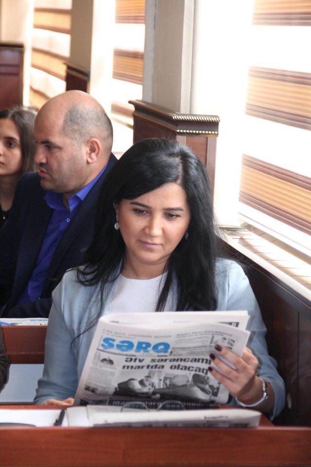 Bakı Dövlət Universitetinə yeni mətbuat katibi təyin edildi