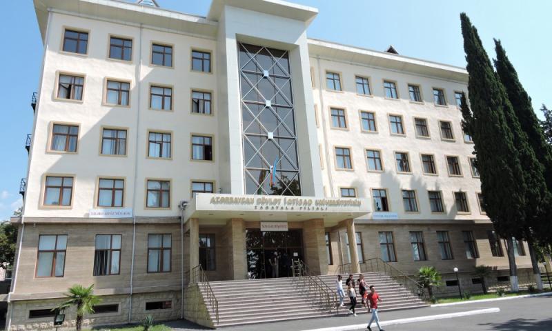 UNEC-in Zaqatala filialında EDUMAN sisteminin tətbiqi
