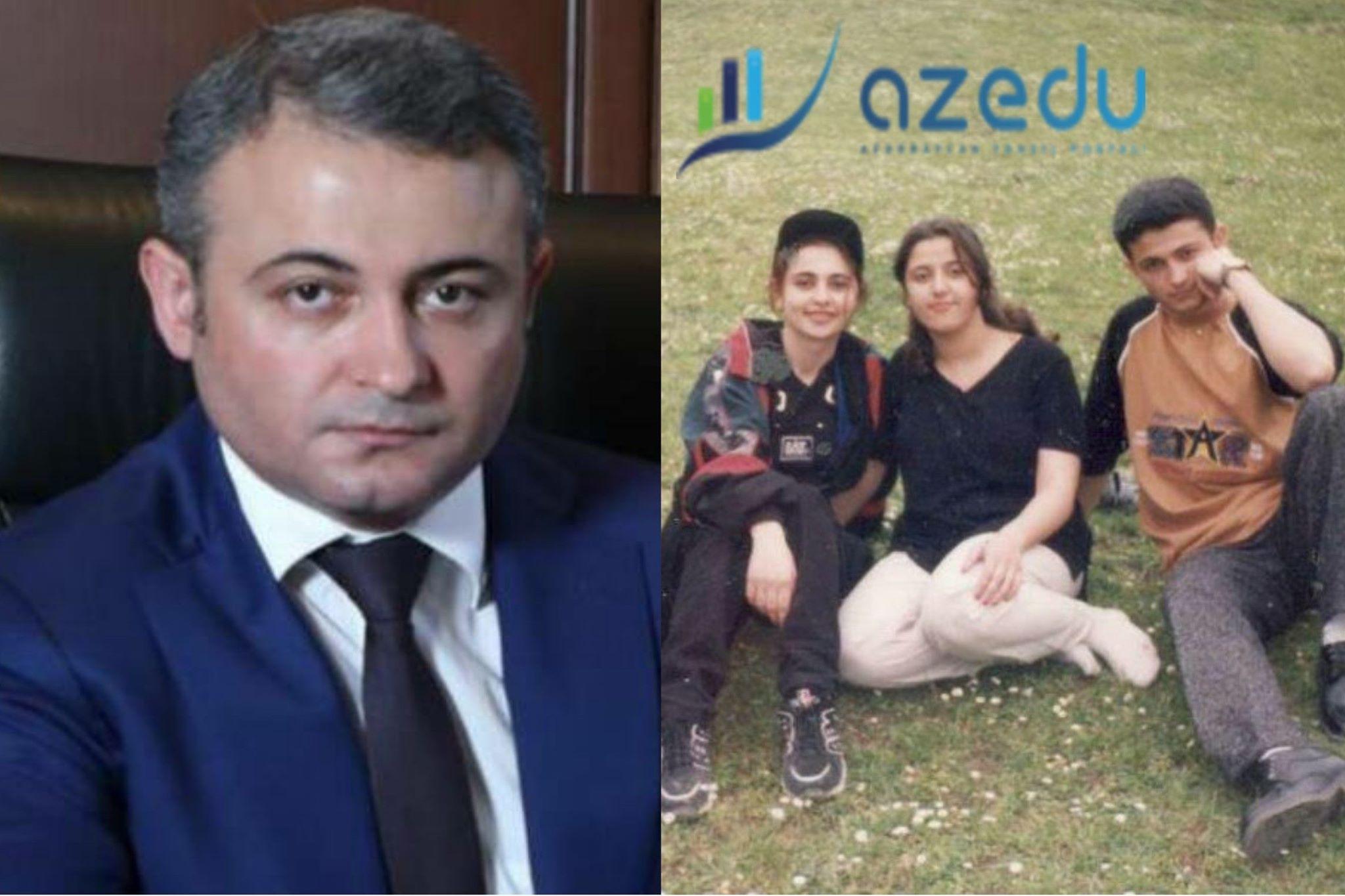 """AzTV sədrinin qrup yoldaşı: """" Onunla hər gün dərsdən sonra bunu müzakirə edərdik""""- MÜSAHİBƏ - FOTOLAR"""