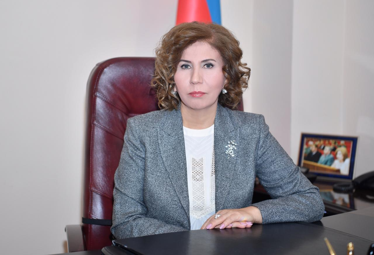 Ailə, Qadın və Uşaq Problemləri üzrə Dövlət Komitəsinin yeni sədri - fəlsəfə doktorudur