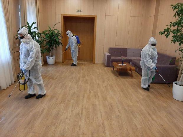 Azərbaycanda universitetlər koronavirusa qarşı dezinfeksiya edilir? - ARAŞDIRMA