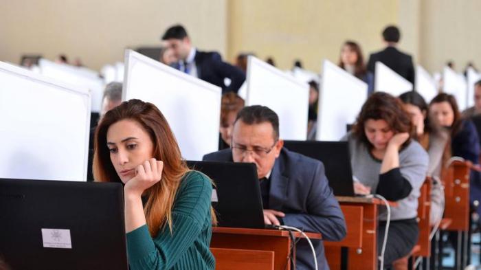 """""""Sertifikasiya imtahanında müəllim istədiyi vaxt iştirak edə bilməz"""""""