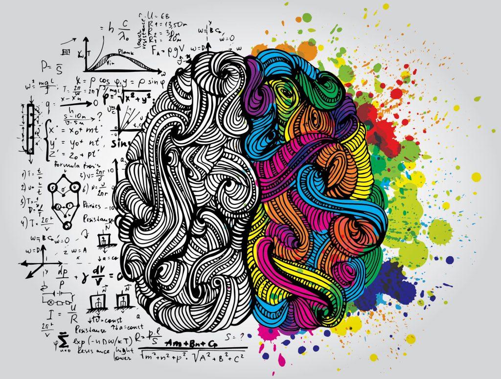 Sağ beyin, sol beyin testi. Hansı yarımkürə daha aktivdir?