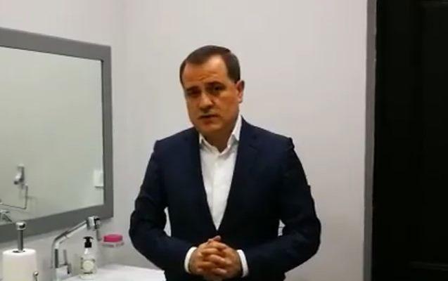 Ceyhun Bayramov da kampaniyaya qoşuldu- Video