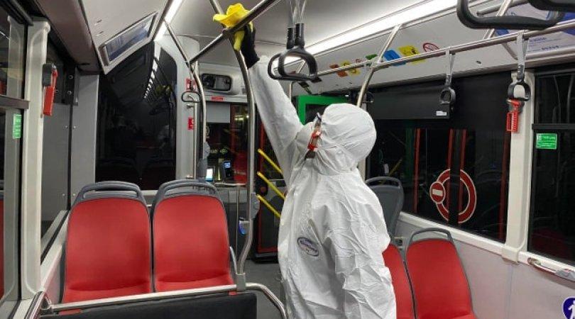 Virusa qarşı dezinfeksiya zamanı hansı maddələrdən istifadə olunur? – Avropada və bizdə