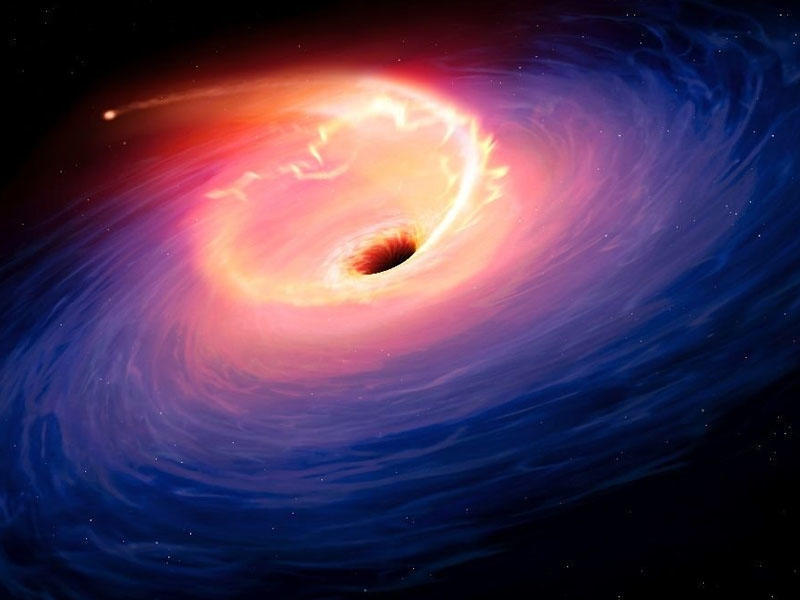 Astronomlar yeni növ qara dəliyin mövcudluğuna dair sübutlar əldə ediblə