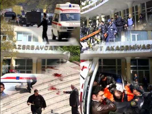 ADNA terroru:12 nəfərin qətlinin anım günü