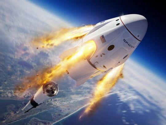 ABŞ son 10 ildə ilk dəfə kosmosa idarə olunan gəmi göndərəcək