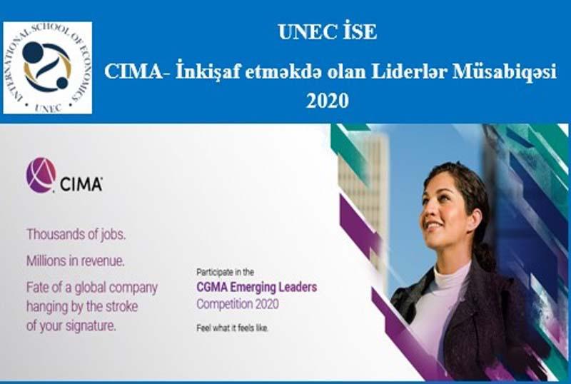 UNEC-in Beynəlxalq İqtisadiyyat Məktəbiinin müsabiqəsinə qoşulub.