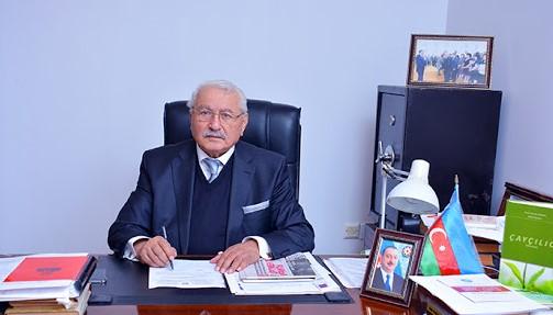 Azərbaycan çayını dünyaya tanıtdıran alim - 83 yaşlı Fərman Quliyev-PORTRET