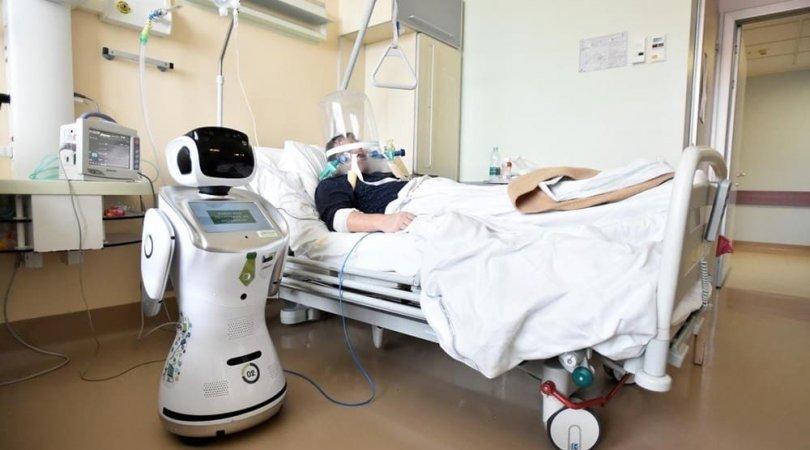 Koronavirus testini robotlar aparacaq