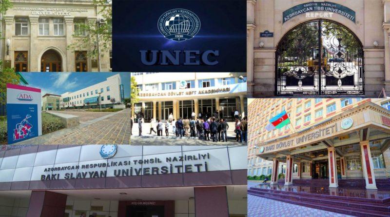 Ekspert:Universitetlər tələbə qəbulunda problem yaşaya bilər