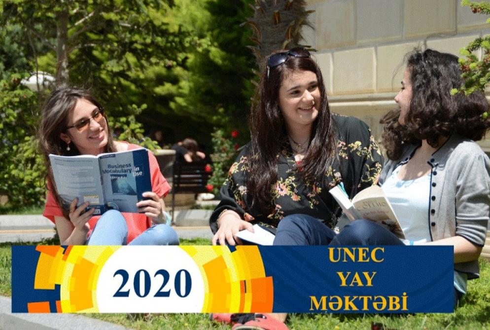 UNEC-in distant yay semestrinə bütün universitetlərin tələbələri qoşula biləcəklər