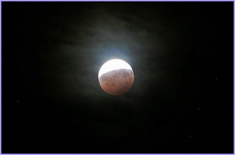 lin ikinci Ay tutulması müşahidə olunub