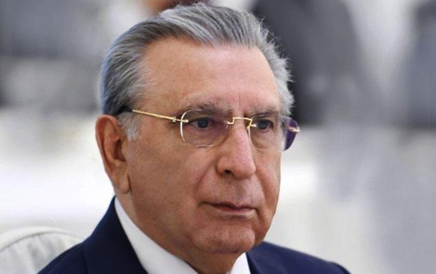 Ramiz Mehdiyev Nadir şahdan YAZIB