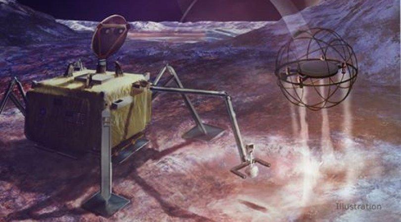 NASA buxarla işləyən robot istehsal edəcək