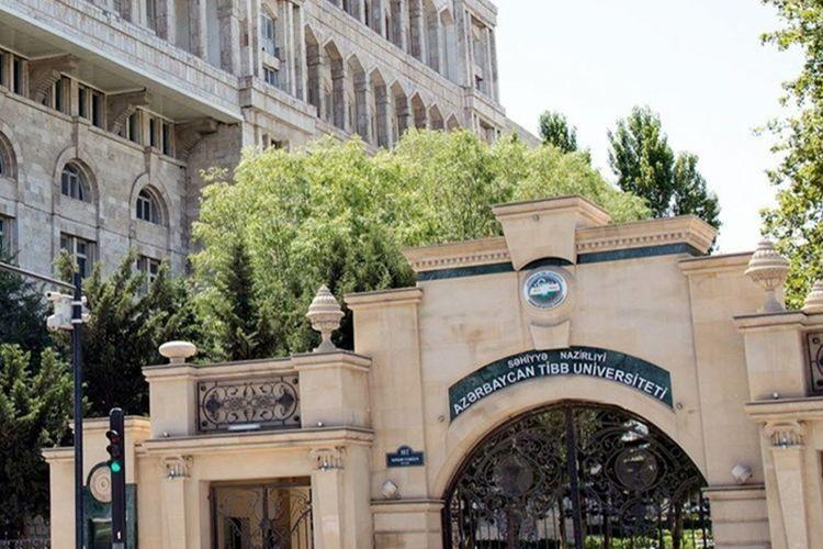 Azərbaycan Tibb Universitetinin 57 əməkdaşı koronavirusaYOLUXDU
