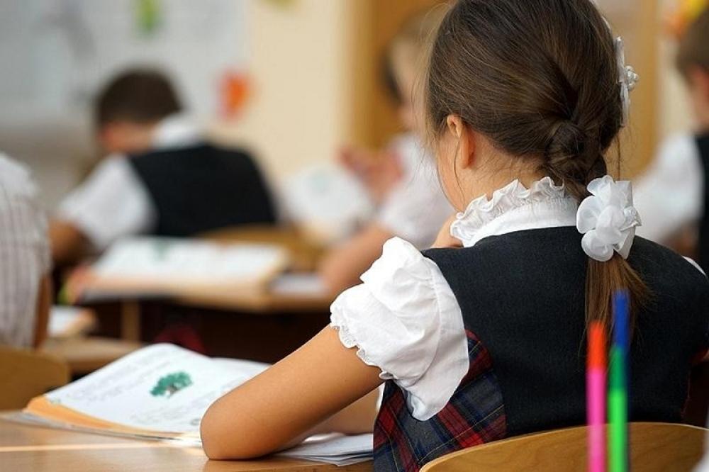 Qazaxıstanda məktəblilər təhsil formatından asılı olmayaraq dərsliklərlə təmin ediləcəklər