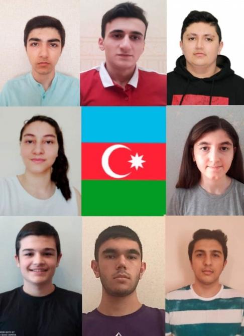 Azərbaycan məktəbliləri növbəti beynəlxalq uğura imza atdı
