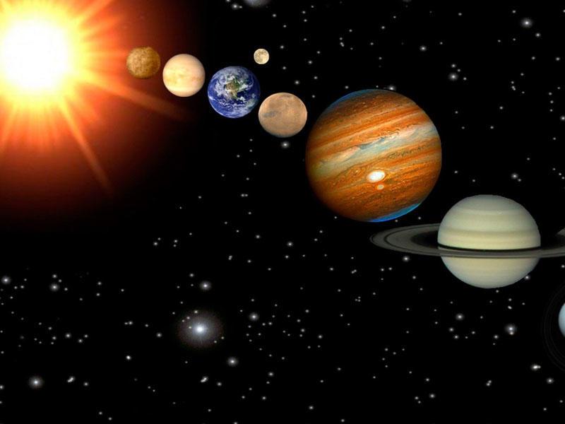 İyulun 4-də planetlərin paradı başlayır