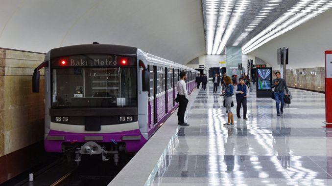 Bakı metrosu 20 iyuladək fəaliyyətini dayandırır