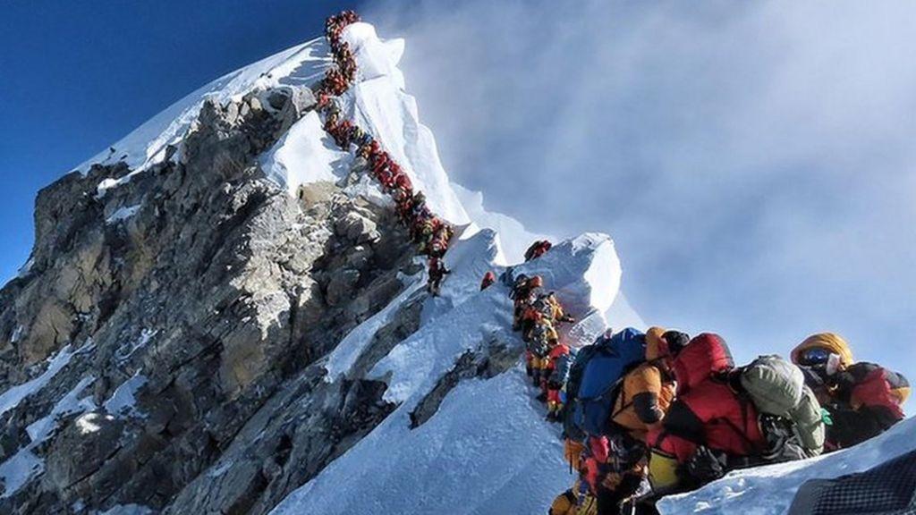 Everest zirvəsi haqqında ən MARAQLI faktlar