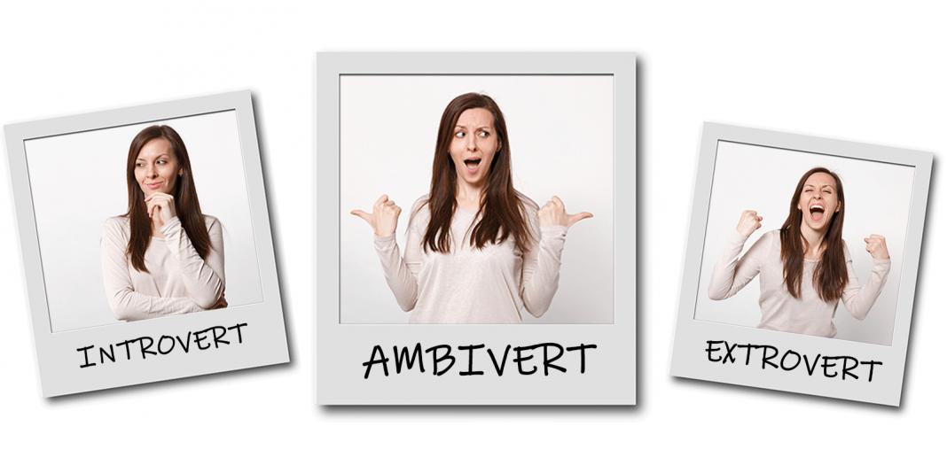 Həm sosial, həm də özünə qapalı xarakter tipi olan: Ambivert