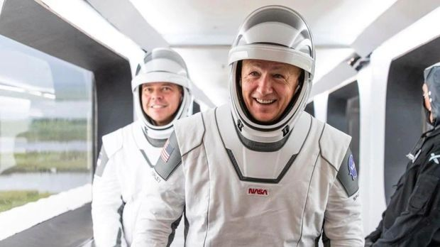 NASA-nın astronavtları kosmosdan qayıtdılar -VİDEO