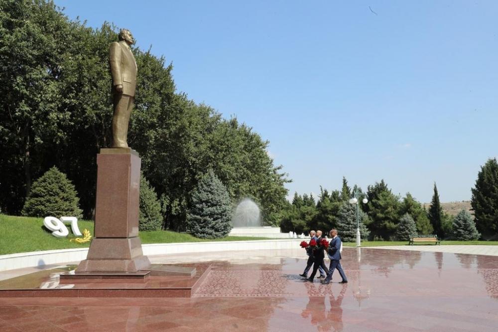 Heydər Əliyev Fondu tərəfindən inşa və təmir edilən təhsil müəssisələrinin açılışı oldu