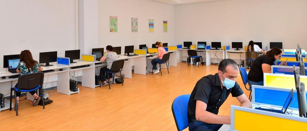 Tarix, coğrafiya və informatika fənləri üzrə 782 namizəd vakant yer tutdu